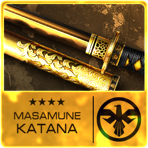 MASAMUNE KATANA (Permanent)