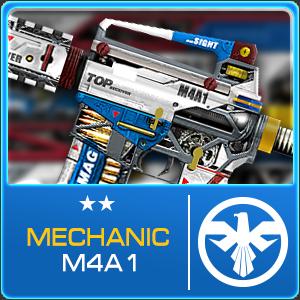 MECHANIC M4A1 (Permanent)