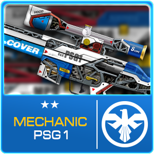 MECHANIC PSG-1 (Permanent)