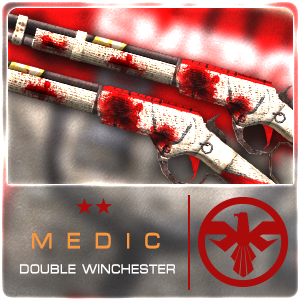 MEDIC DOUBLE WINCHESTER (Permanent)
