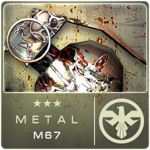 METAL M67 (Permanent)