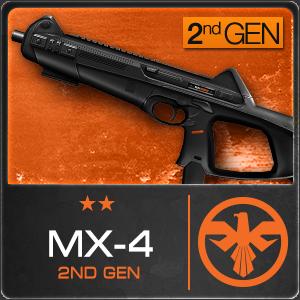 MX-4 2ND GEN (Permanent)