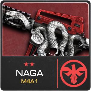 NAGA M4A1 (Permanent)
