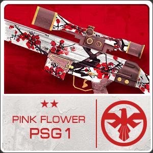 PINK FLOWER PSG-1 (Permanent)
