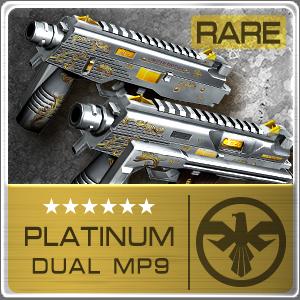 PLATINUM DUAL MP9 (Permanent)