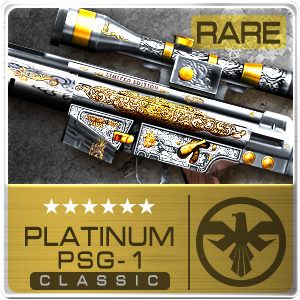 PLATINUM PSG-1 CLASSIC (Permanent)