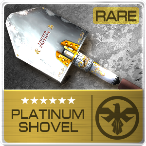 PLATINUM SHOVEL (Permanent)