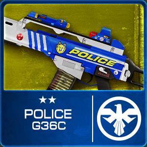 POLICE G36C (Permanent)