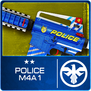 POLICE M4A1 (7 Days)