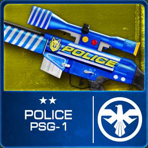 POLICE PSG-1 (7 Days)