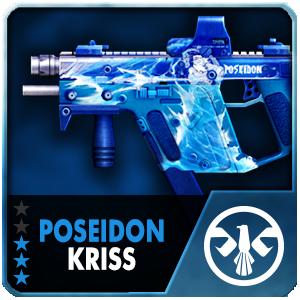 POSEIDON KRISS (Permanent)
