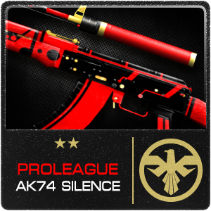 PROLEAGUE AK74 SILENCE (Permanent)