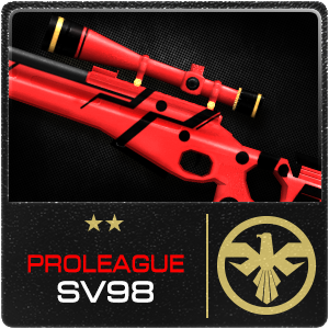 PROLEAGUE SV-98 (Permanent)