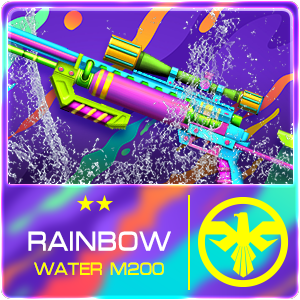 RAINBOW WATER M200 (Permanent)