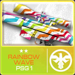 RAINBOW WAVE PSG-1 (Permanent)