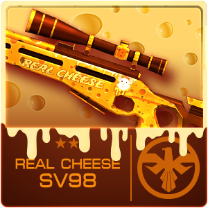 REAL CHEESE SV-98 (Permanent)