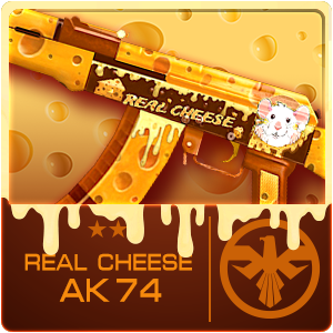 REAL CHEESE AK74 (Permanent)