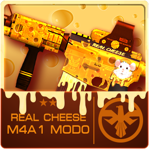 REAL CHEESE M4A1 MOD0 (Permanent)