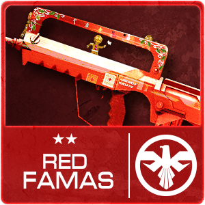 RED FAMAS (7 Days)