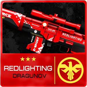 RED LIGHTING DRAGUNOV (Permanent)