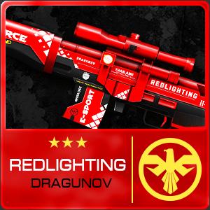 RED LIGHTING DRAGUNOV (7 Days)