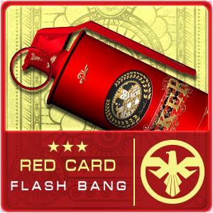 RED CARD FLASHBANG (Permanent)