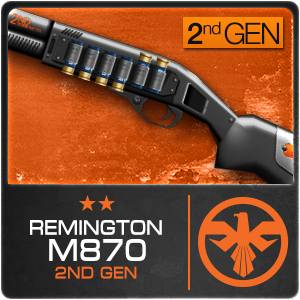 REMINGTON M870 2ND GEN (Permanent)