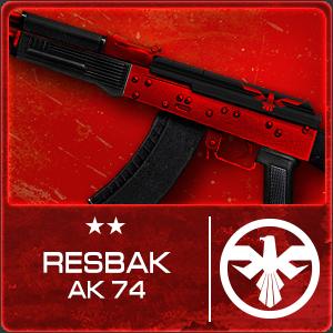 RESBAK AK74 (Permanent)