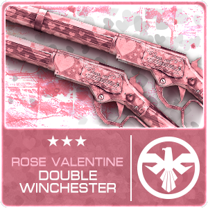 ROSE VALENTINE DOUBLE WINCHESTER (Permanent)