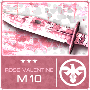 ROSE VALENTINE M10 (Permanent)