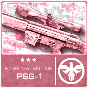 ROSE VALENTINE PSG-1 (7 Days)