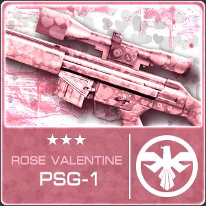 ROSE VALENTINE PSG-1 (Permanent)