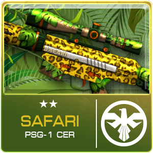SAFARI PSG-1 CER (Permanent)