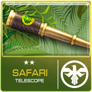 SAFARI TELESCOPE (Permanent)