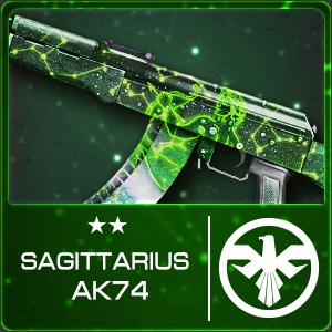 SAGITTARIUS AK74 (Permanent)