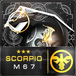 SCORPIO M67 (Permanent)