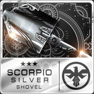 SCORPIO SILVER SHOVEL (Permanent)
