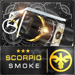 SCORPIO SMOKE (Permanent)