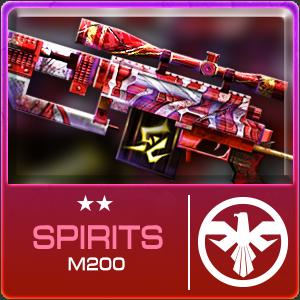 SPIRITS M200 (Permanent)