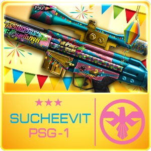 SU CHEEVIT PSG-1 (Permanent)