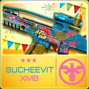 SU CHEEVIT XM8 (Permanent)