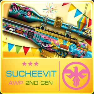SU CHEEVIT AWP 2nd Gen (Permanent)