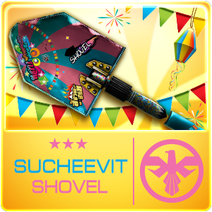 SU CHEEVIT SHOVEL (Permanent)