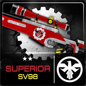 SUPERIOR SV-98 (Permanent)