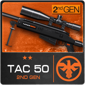 TAC-50 2ND GEN (Permanent)