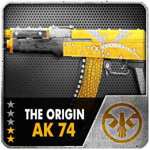 THE ORIGIN AK74 SILENCE (Permanent)