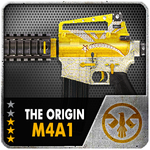 THE ORIGIN M4A1 (7 Days)