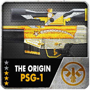 THE ORIGIN PSG-1 (Permanent)