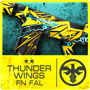 THUNDER WINGS FN FAL(Permanent)
