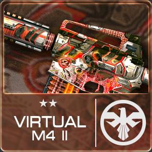 VIRTUAL M4 II (Permanent)